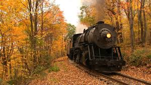 Maryland scenery images Western maryland scenic railroad 734 nearing the end jpg