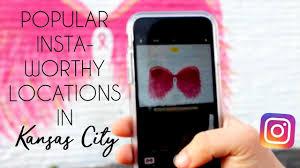 popular instagram worthy locations kansas city youtube