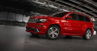 jeep grand srt 2015 2015 jeep grand srt performance luxury suv suvs