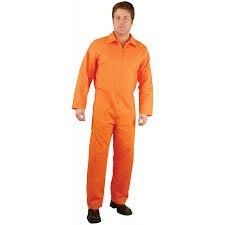 orange jumpsuit amazon com bad boy costume plus size 1x clothing
