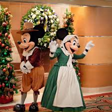 not your average pilgrims mickey and minnie in their fi flickr