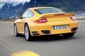 Porsche 911 Horsepower - porsche unveils facelifted 2010 911 turbo packing 500 horsepower