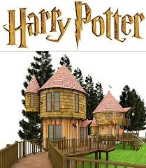 file tree house jpg j k rowling to build harry potter tree house techeblog