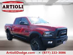 new 2017 ram 2500 power wagon crew cab in enfield 48070 artioli