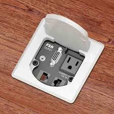 conference table electrical accessories power grommet for desk damescaucus com