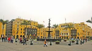plaza mayor lima peru beautiful capitals pinterest lima