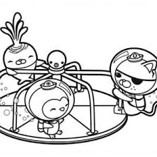octonauts coloring pages awesome kwazii kitten from the octonauts coloring page awesome