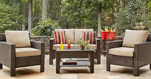 home depot design your own patio furniture patio seating set collections at the home depot