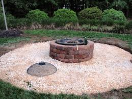 brick outdoor fireplace home fireplaces firepits building