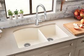 Non Scratch Kitchen Sinks by Blanco Silgranit Sinks Collection Blanco