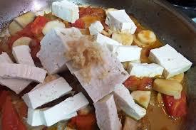 cuisiner radis blanc radis blanc et tofu白蘿蔔和豆腐 in