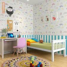 Kidsroom With Laminated Wood Flooring Design Photos - Flooring for kids room