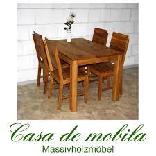 Esszimmertisch Wildeiche Echtholz Esstisch Esszimmertisch Klein 120x80 Holz Wildeiche