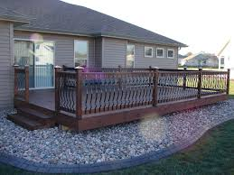 home hardware deck design aluminum deck balusters square doherty house aluminum deck