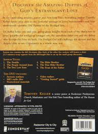 the prodigal god discussion guide with dvd finding your place at