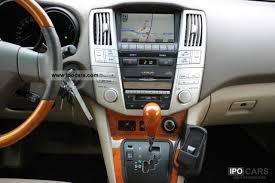lexus 300 rx 2004 2004 lexus rx 300 luxury leather navigation reversing