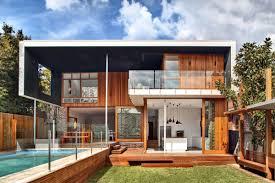 beautiful glass bungalow design home design photos interior