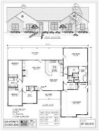 single level plans 2 500 to 2 999 sq ft