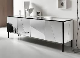 modern glass buffet cabinet sideboards outstanding glass credenza furniture glass top credenza