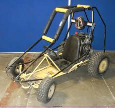 dingo se single person go kart item 2286 sold kdor khp