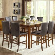 9 piece counter height dining room sets 22576