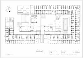 apartment complex plans gallery of hangzhou duolan commercial complex bau brearley