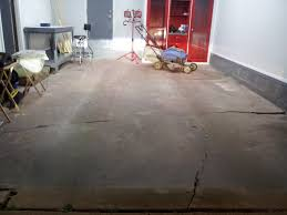how to fix garage floor huge cracks the garage journal board