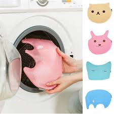 cute laundry bags new women bra laundry bags cute animal head quality good lingerie