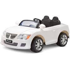 convertible sports cars pacific cycle 12 volt battery powered convertible sports car