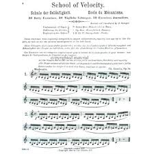 dancla charles of velocity op 74 for violin arranged
