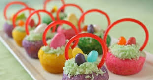 cool easter baskets easter recipes for kids 8 and cool easter snack ideas forkly