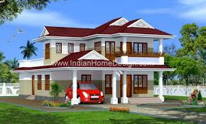 2130 sqft kerala style 3 bed room from vismayavisual
