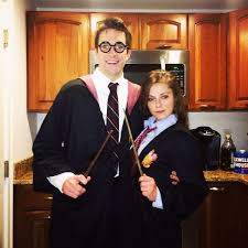 Hermione Halloween Costumes 51 Flawlessly Adorable Harry Potter Couple Costume Ideas Harry