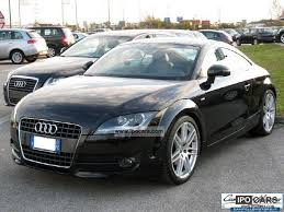 audi tt 2008 specs 2008 audi tt roadster 2 0 tfsi car photo and specs