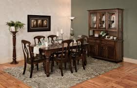 Amish Dining Tables Amish Dining Room Furniture Factory Direct Dining Room Furniture
