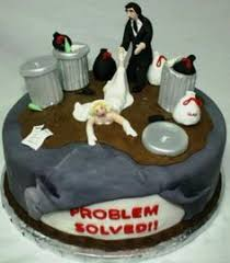 divorce cake toppers divorce cakes living happier after hahaha divorce