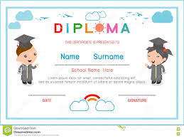 preschool graduation certificate kid certificate templates free printable images templates exle