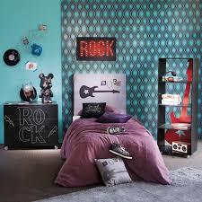 chambre rock idée décoration chambre rock ado tendance 2013 le fil de