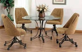 dining table with caster chairs dinette set with caster chairs call for pricing dinette set caster