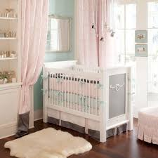 Pink Curtains For Nursery by Bedroom Make Your Nursery More Chic With Cheap Cribs