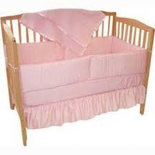 Solid Pink Crib Bedding Crib Bedding Basics Search Stevie S Baby Shower Gift