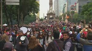 mexico s day of the dead parade