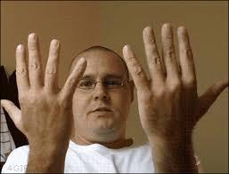 Middle Finger Meme Gif - triple middle finger reaction images know your meme