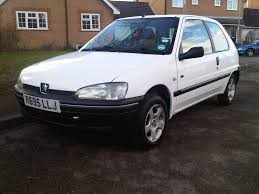 used peugeot 106 a quick walk around my peugeot 106 1 1i xn 1997 white youtube
