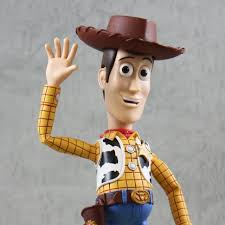 story pre painted pvc figure woody