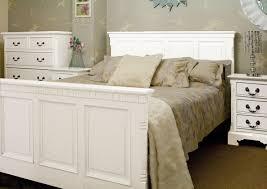 White Distressed Bedroom Furniture Ideas Rustic White Bedroom Furniture With Stunning Bedroom