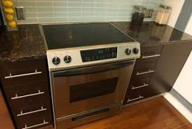 Clean Electric Cooktop How To Clean Stains On Electric Smooth Top Ranges Home Guides