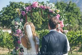wedding arches cape town shanna jones vrede en lust cape town wedding shanna jones