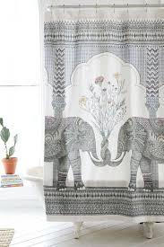 Botanical Shower Curtains Curtain Beautiful Bathroom Decor Ideas With Floral Shower Curtain