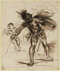 guercino mind to paper the courtauld institute of art